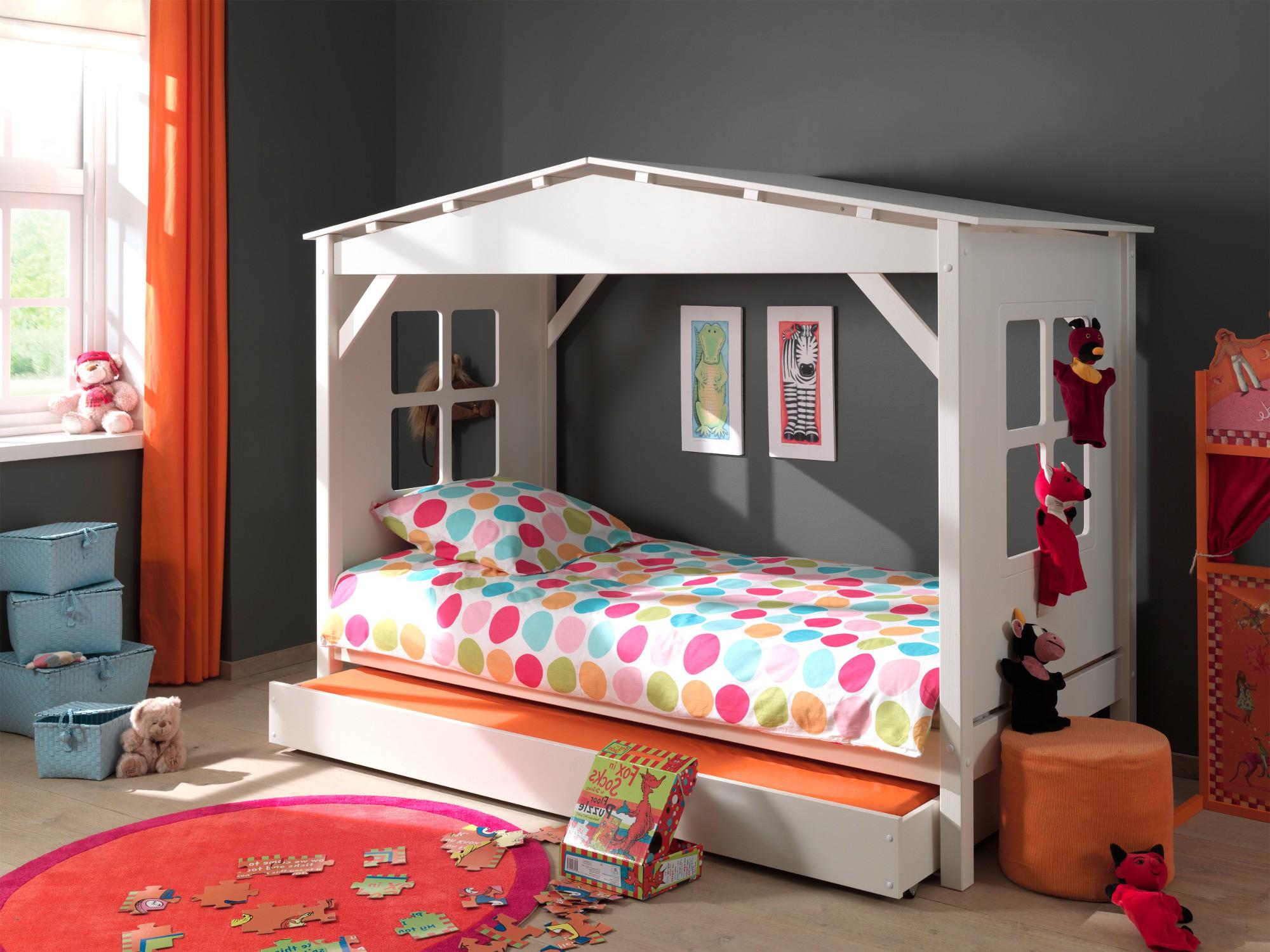 Aufregend Bett Naturholz Bild Von Bett Idee