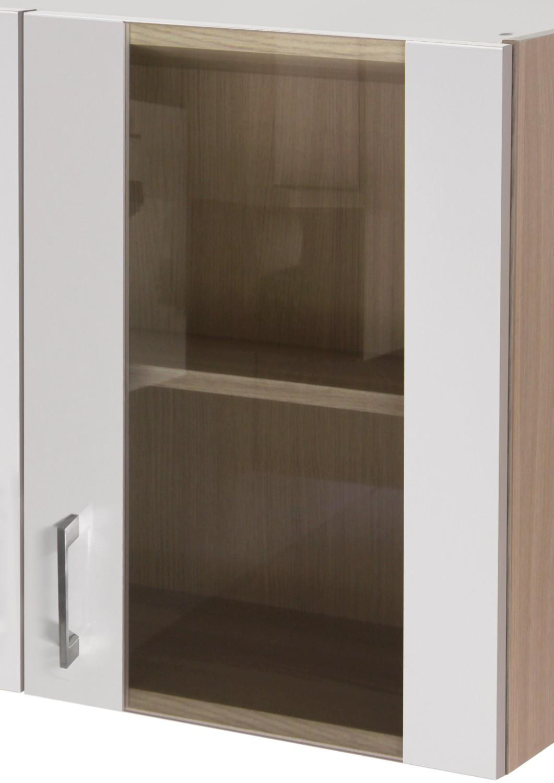 k chen h ngeschrank glas. Black Bedroom Furniture Sets. Home Design Ideas