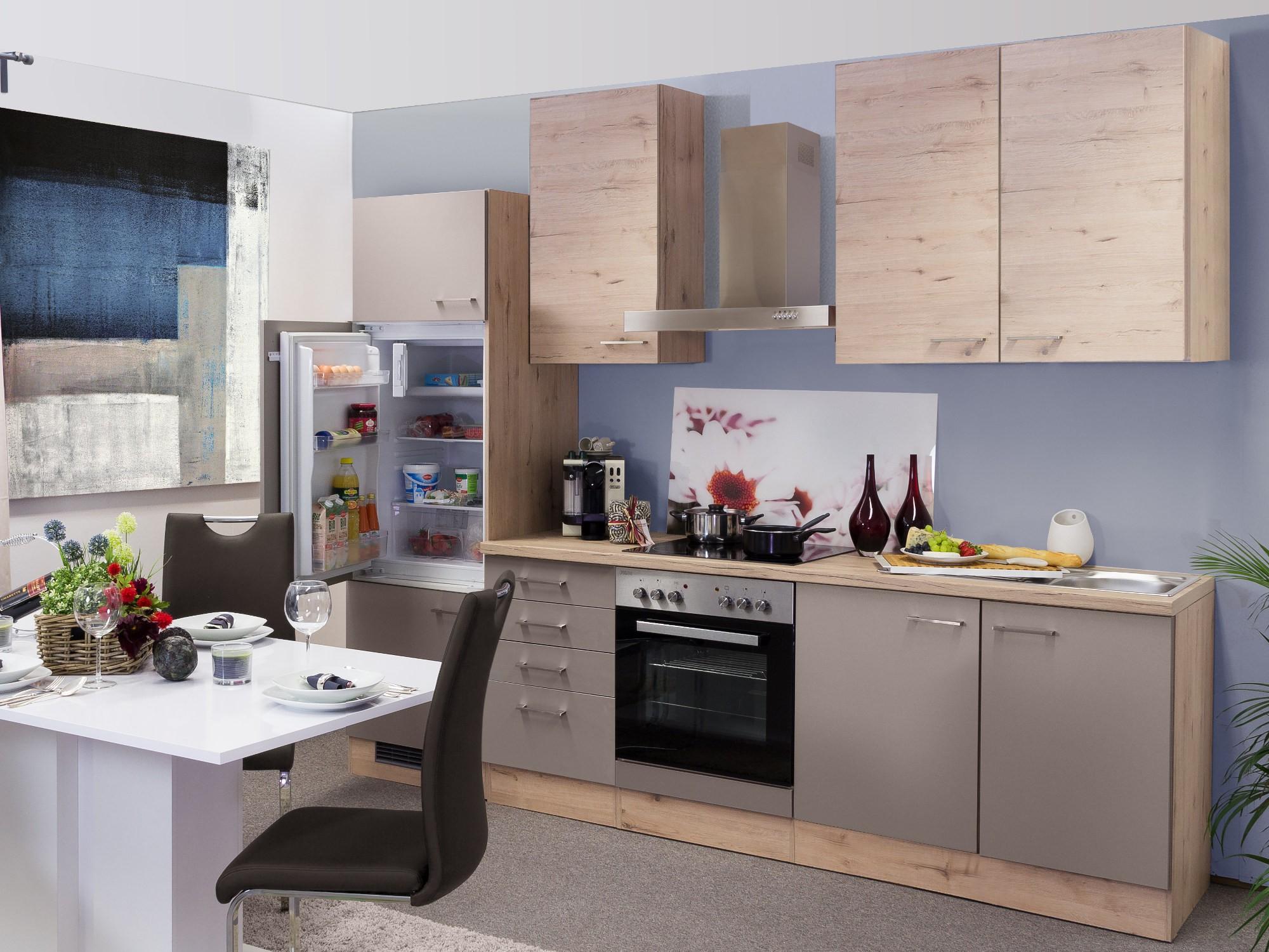 Küchen-Hochschrank RIVA Seitenschrank Aufbewahrungsschrank ...