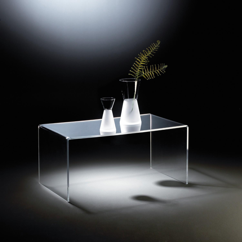Acrylglas couchtisch york sofatisch wohnzimmertisch aus for Couchtisch acryl