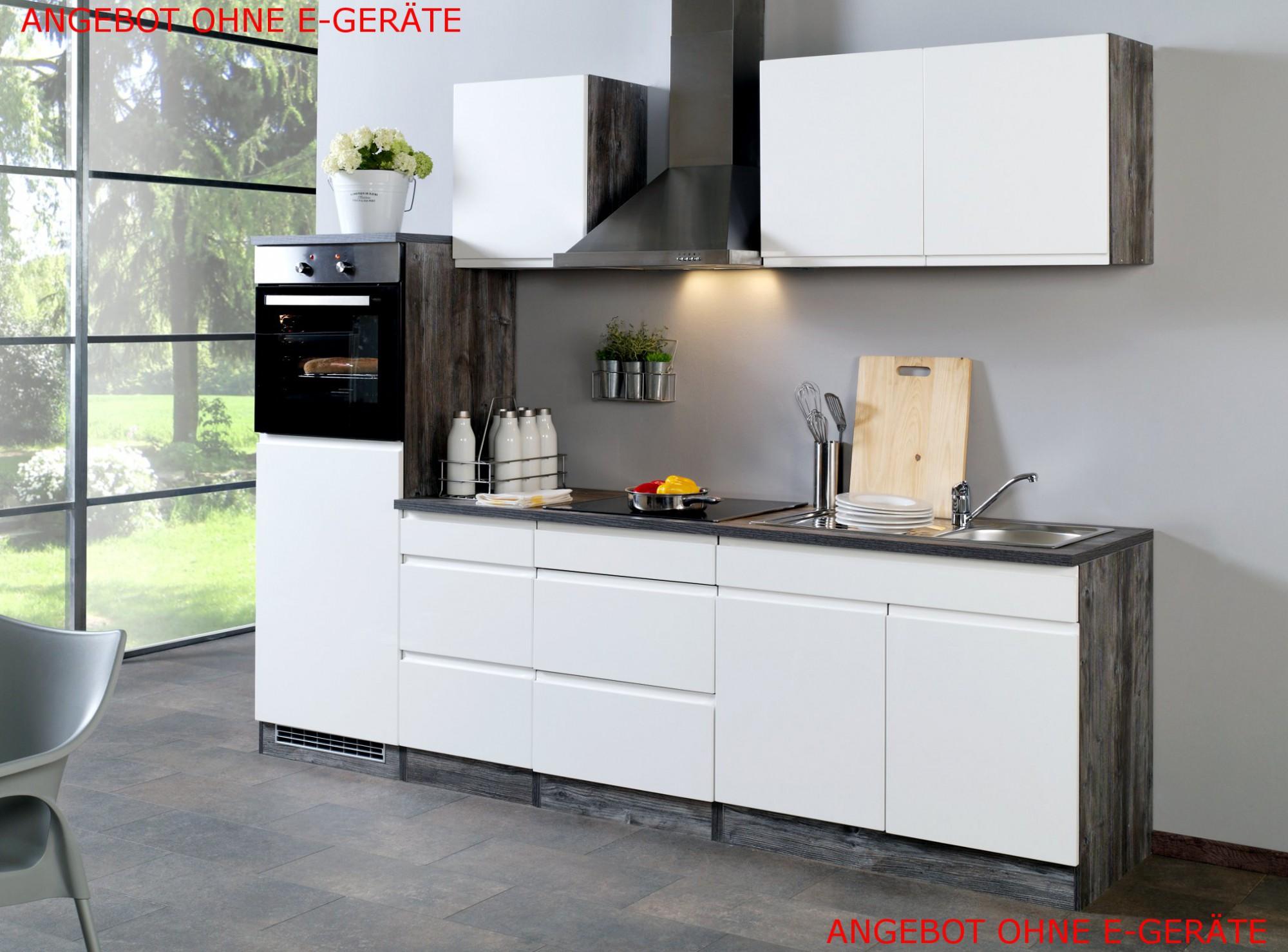 NEU Küchen Leerblock Küchenzeile CARDIFF Küchenblock