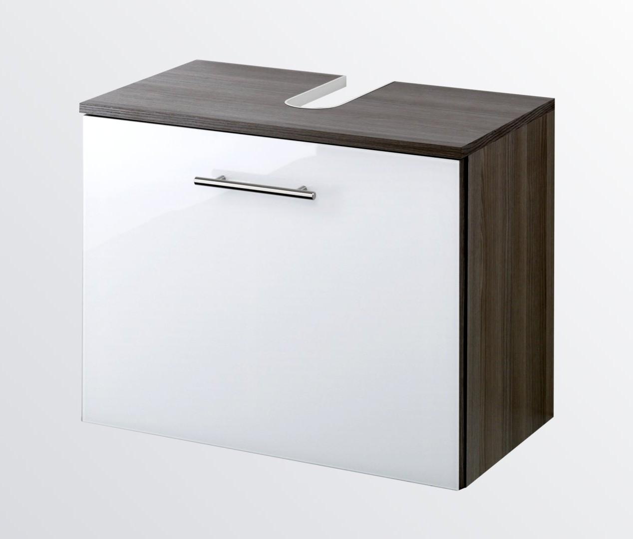 neu badezimmer badm belset atlanta 2 teiliges badset glas optiwhite ebay. Black Bedroom Furniture Sets. Home Design Ideas