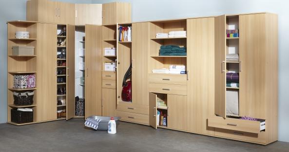 Möbel-Günstig.de - Haushalt- und Mehrzweckschränke - Einrichtungsideen