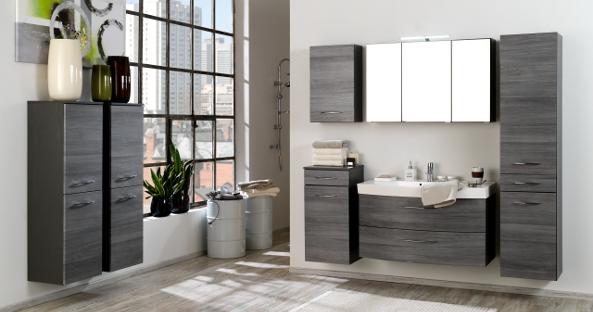 Möbel-Günstig.de - FLORIDA Badmöbel - Badezimmer-Ideen