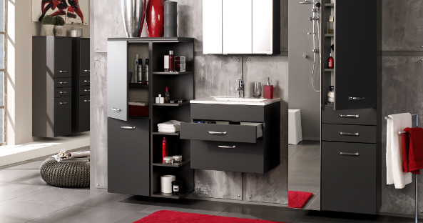 m bel g fontana badm bel badezimmer ideen. Black Bedroom Furniture Sets. Home Design Ideas