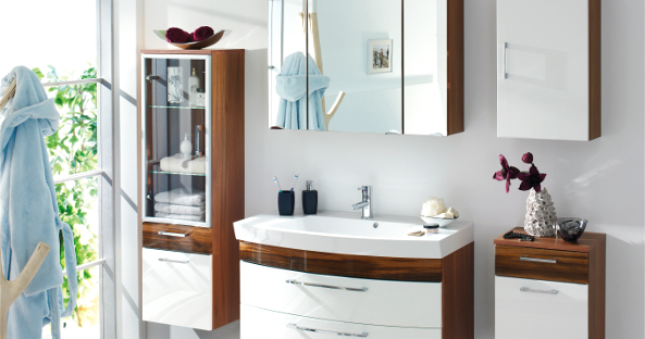 Möbel-Günstig.de - RIMA Badmöbel - Badezimmer-Ideen