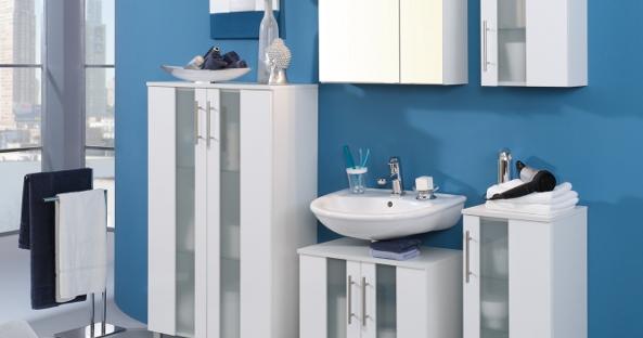 Möbel-Günstig.de - MIAMI Badmöbel - Badezimmer-Ideen