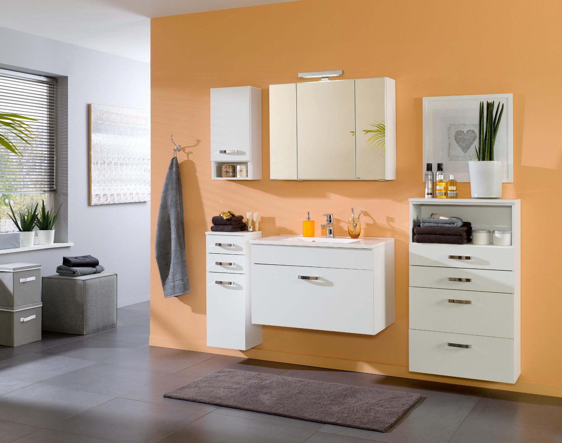 ... Bad Spiegelschrank   3 Türig   100 Cm Breit   Weiß