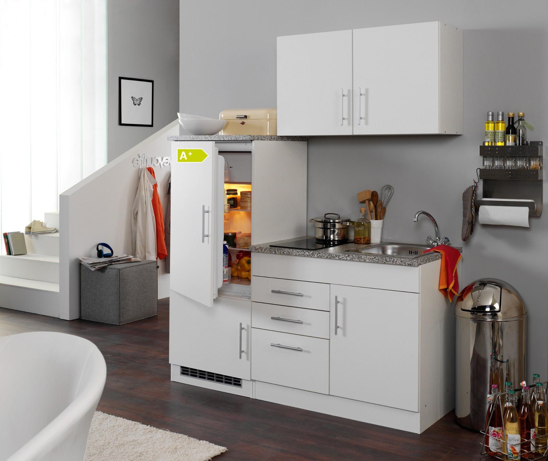 Minikuche mit kuhlschrank ohne kochfeld wotzccom for Miniküche mit spülmaschine