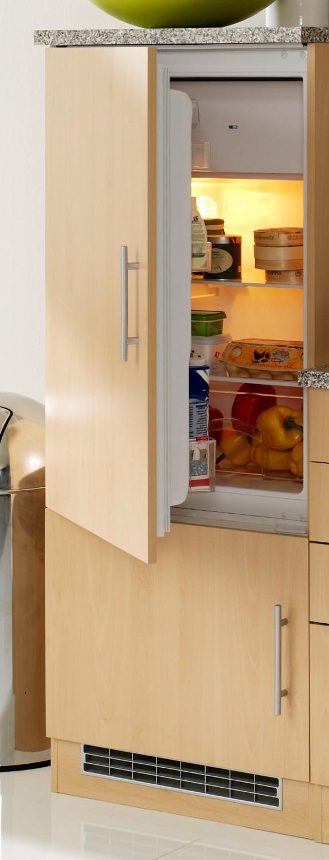 singlek che berlin glaskeramik kochfeld und k hlschrank breite 160 cm buche k che singlek chen. Black Bedroom Furniture Sets. Home Design Ideas