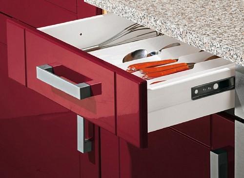 Küchenzeile VAREL - Küche mit E-Geräten - Breite 220 cm ...