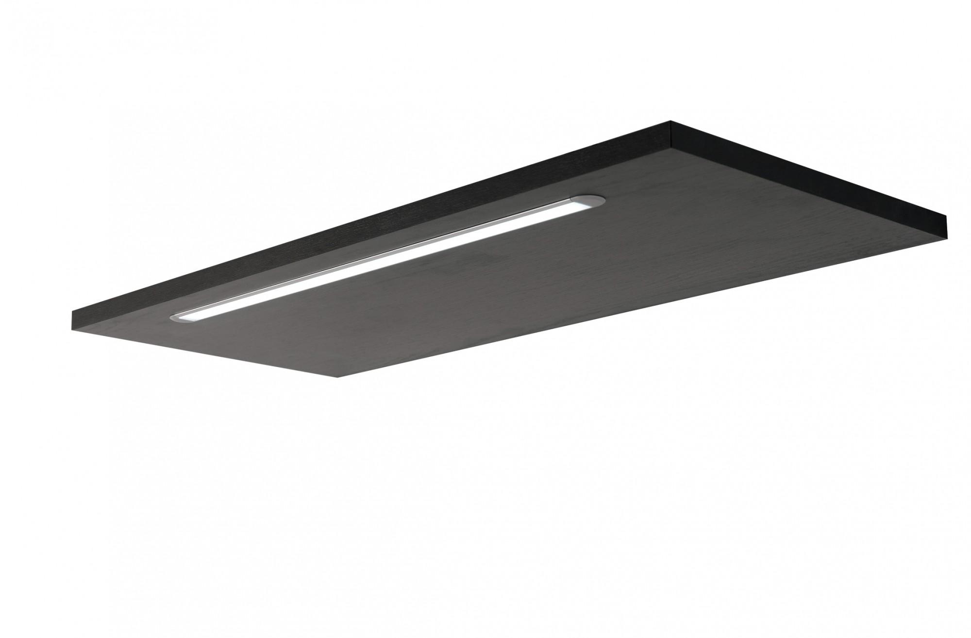 Erstaunlich Bad-Spiegelschrank BOLOGNA - 3-türig, mit LED-Lichtleiste - 70 cm  UY76