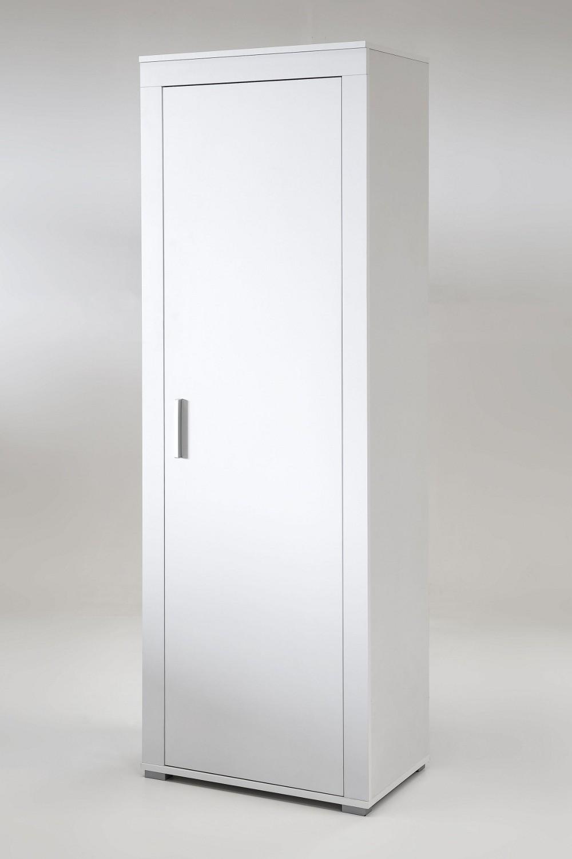 garderobenset lake 170 cm breit 4 teilig wei wohnen diele. Black Bedroom Furniture Sets. Home Design Ideas