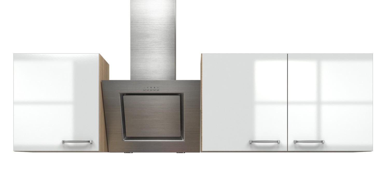 Küchenzeile VENEDIG Küche mit E Geräten 10 teilig