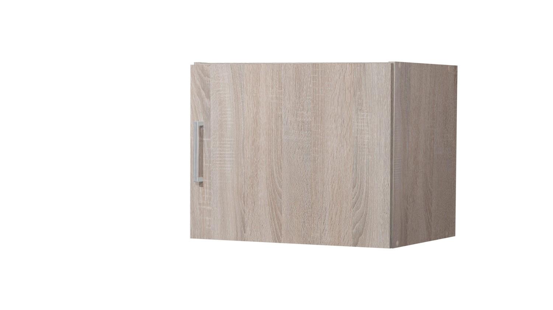 aufsatzschrank ronny mehrzweckschrank system 1 t rig 50 cm breit eiche sonoma wohnen. Black Bedroom Furniture Sets. Home Design Ideas