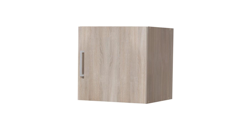 aufsatzschrank ronny mehrzweckschrank system 1 t rig 40 cm breit eiche sonoma wohnen. Black Bedroom Furniture Sets. Home Design Ideas