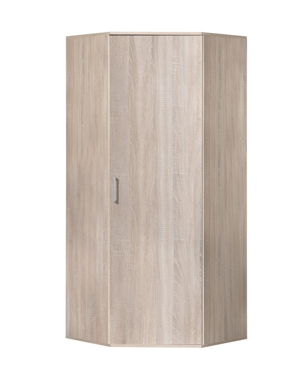 eckschrank ronny mehrzweckschrank system 1 t rig 6 f cher eiche sonoma wohnen. Black Bedroom Furniture Sets. Home Design Ideas