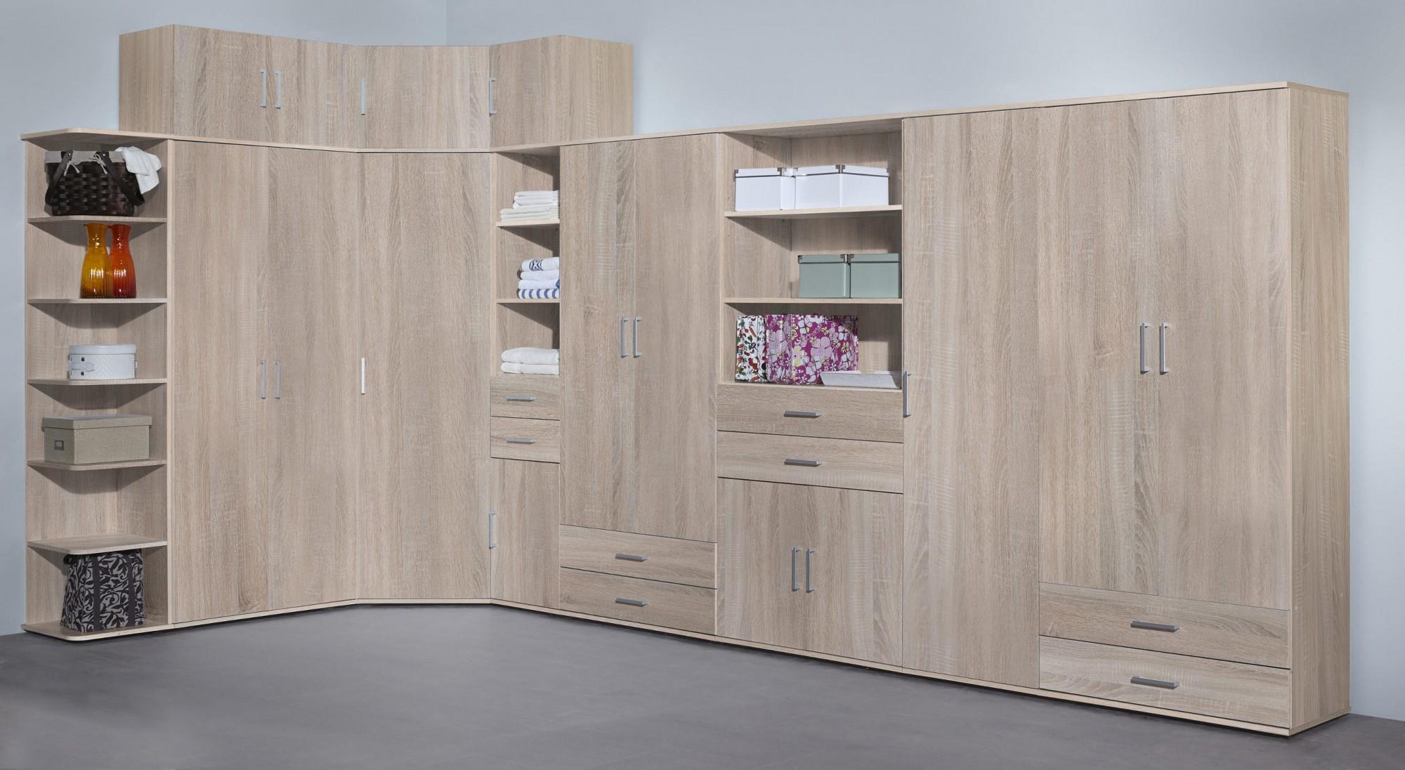 staubsaugerschrank ronny mehrzweckschrank system 2. Black Bedroom Furniture Sets. Home Design Ideas