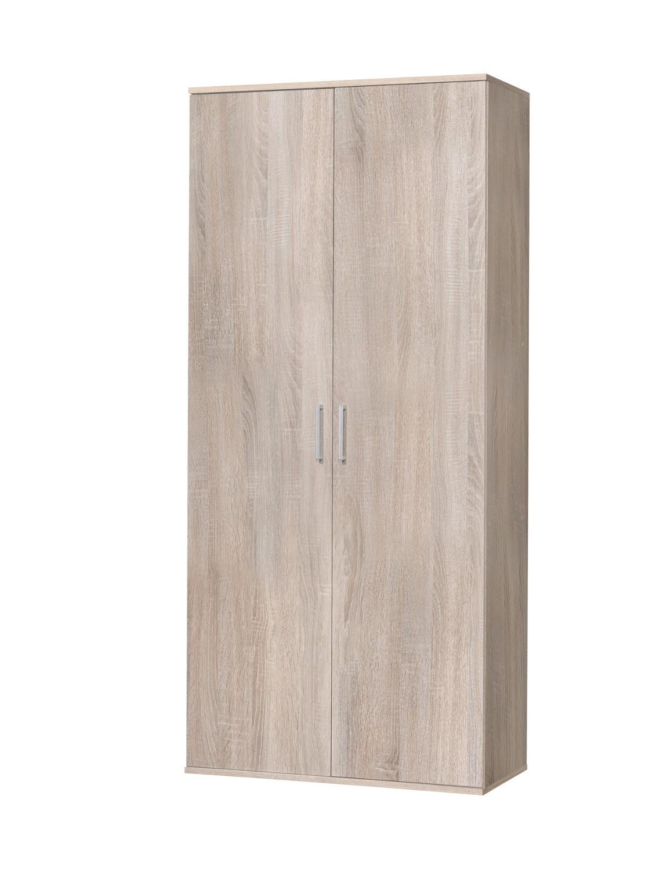 schuh stiefelschrank ronny mehrzweckschrank system 2 t rig 6 f cher eiche sonoma. Black Bedroom Furniture Sets. Home Design Ideas
