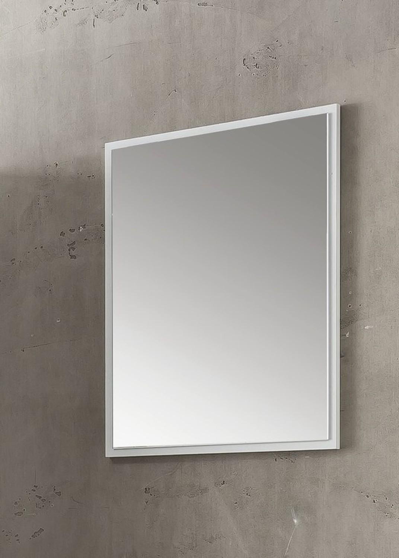 bad spiegel lindau 45 cm breit wei bad spiegelschr nke. Black Bedroom Furniture Sets. Home Design Ideas