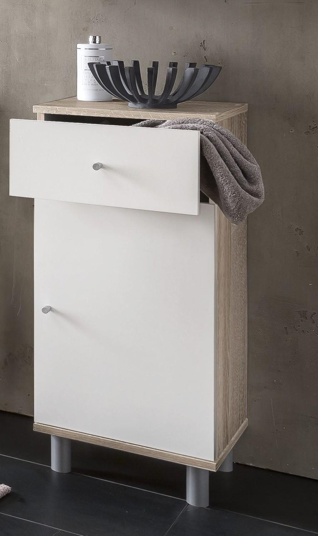 bad unterschrank lindau 1 t rig 1 schublade 35 cm. Black Bedroom Furniture Sets. Home Design Ideas