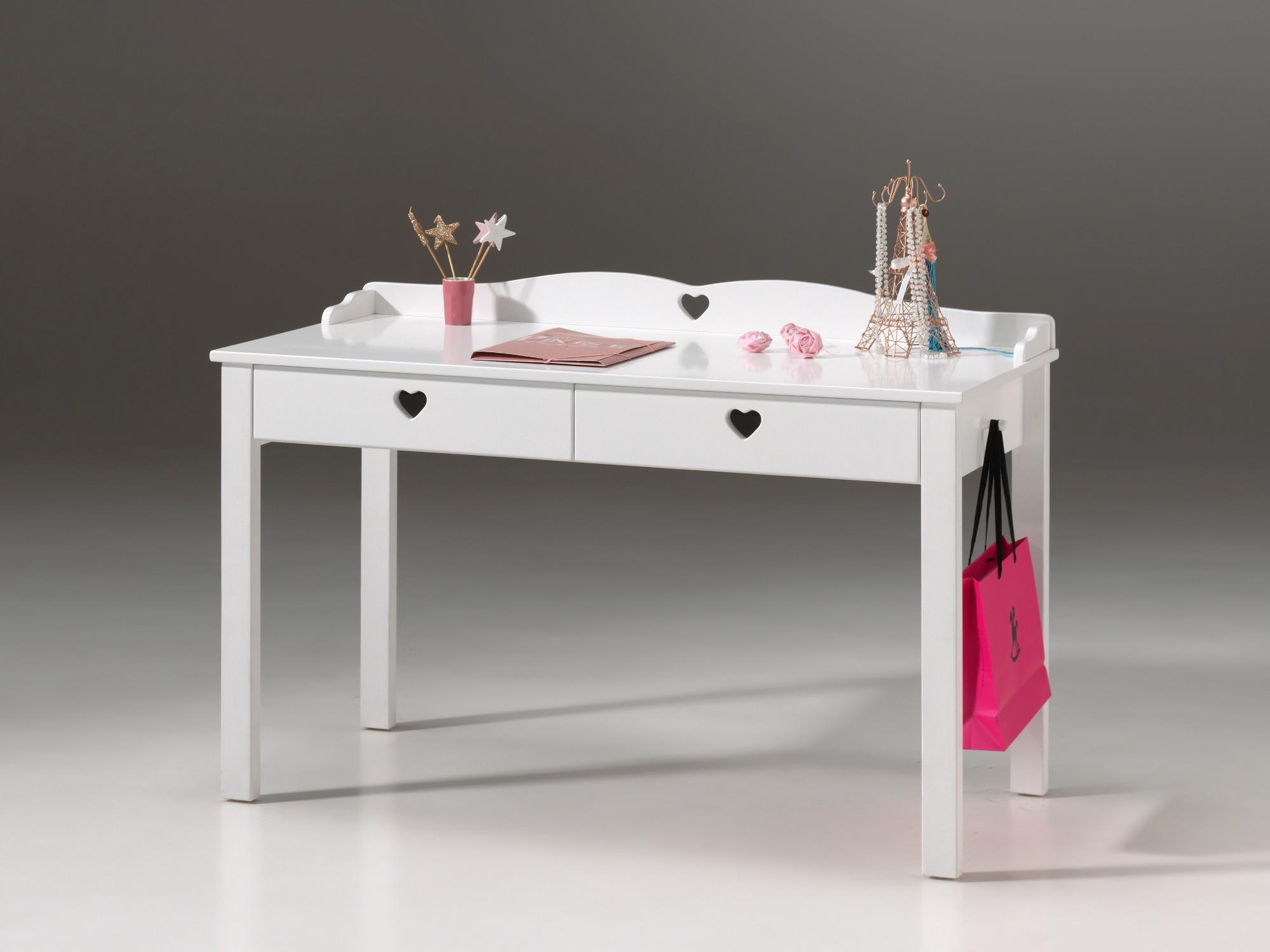 schreibtisch amori wei kinder jugendzimmer schreibtische. Black Bedroom Furniture Sets. Home Design Ideas