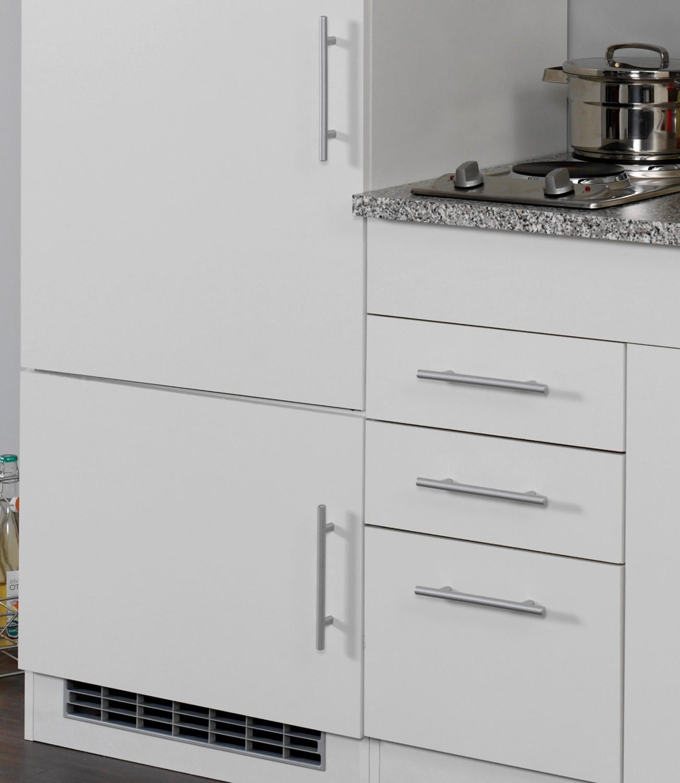 singlek che berlin breite 180 cm wei k che singlek chen. Black Bedroom Furniture Sets. Home Design Ideas