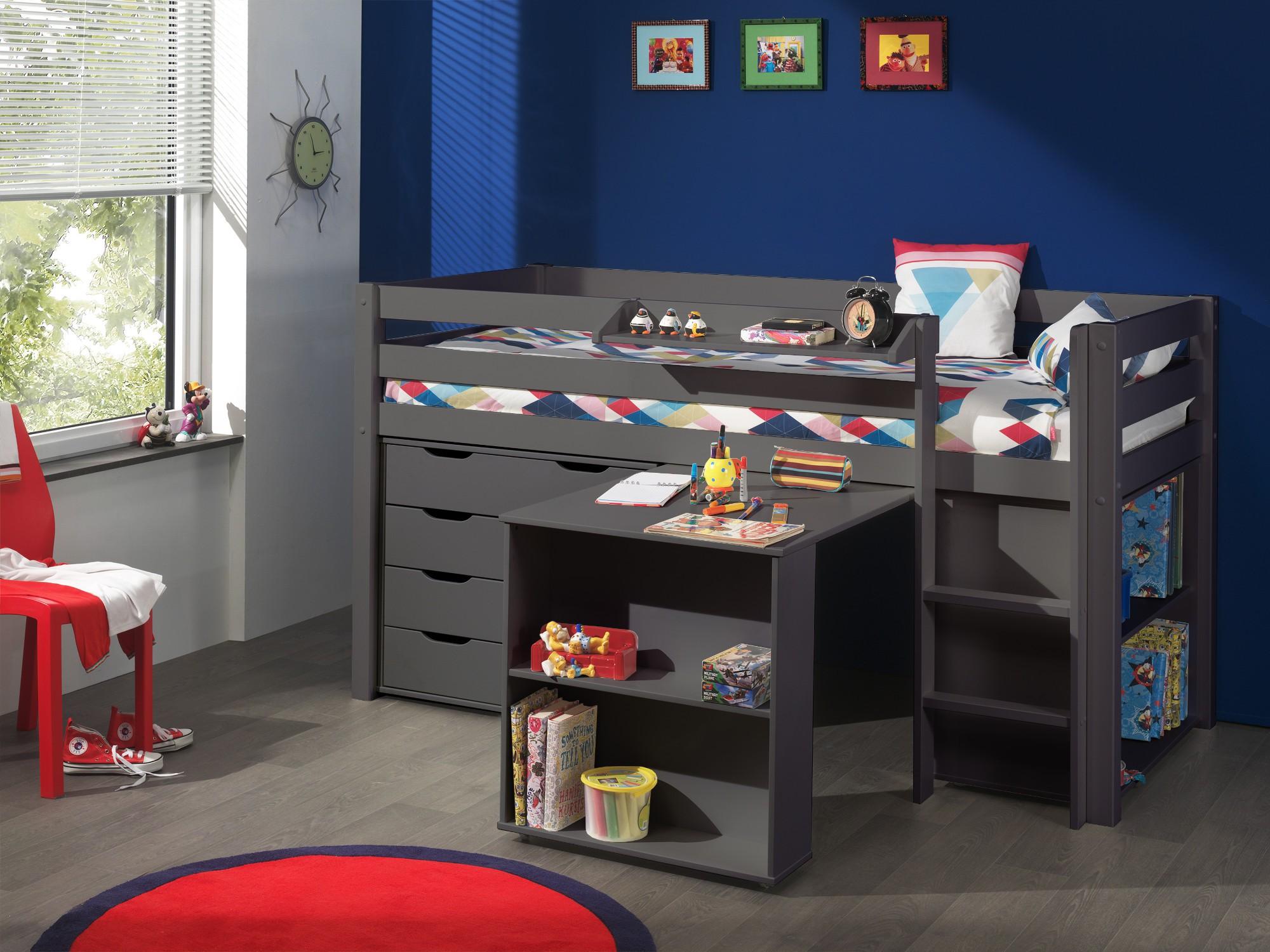funktionshochbett. Black Bedroom Furniture Sets. Home Design Ideas