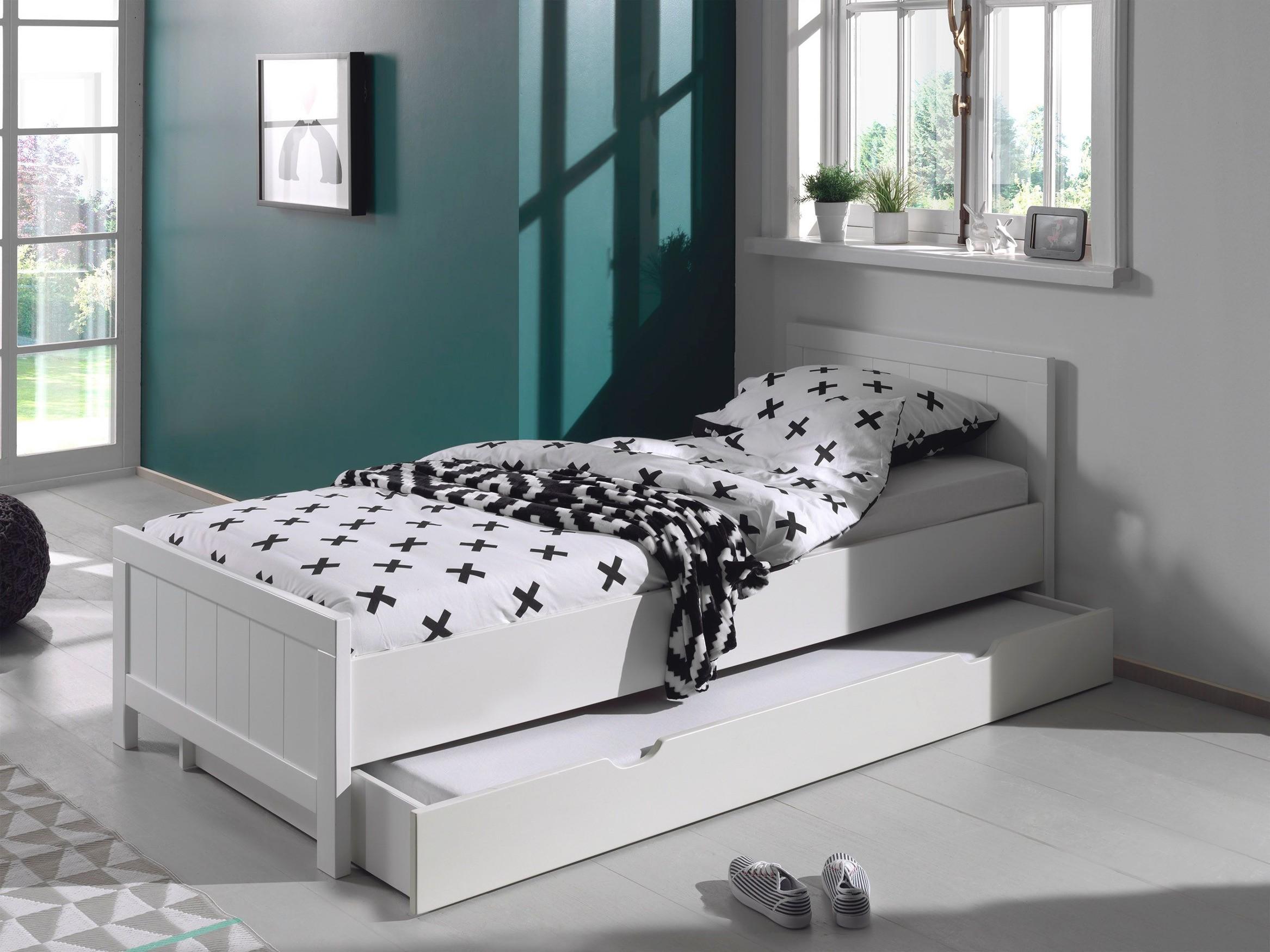 jugendzimmer erik komplett mit einzelbett und. Black Bedroom Furniture Sets. Home Design Ideas