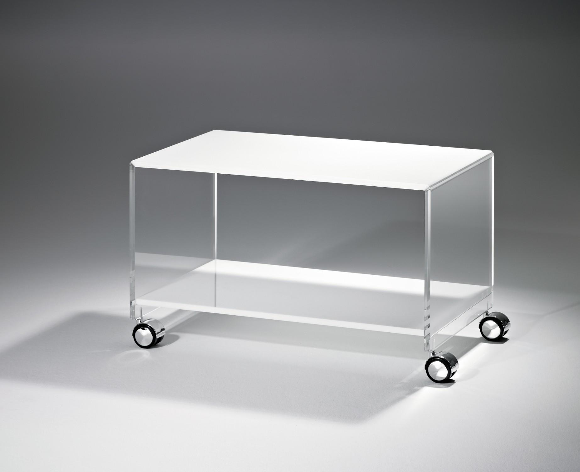 couchtisch las vegas mit rollen und ablagefach breite. Black Bedroom Furniture Sets. Home Design Ideas