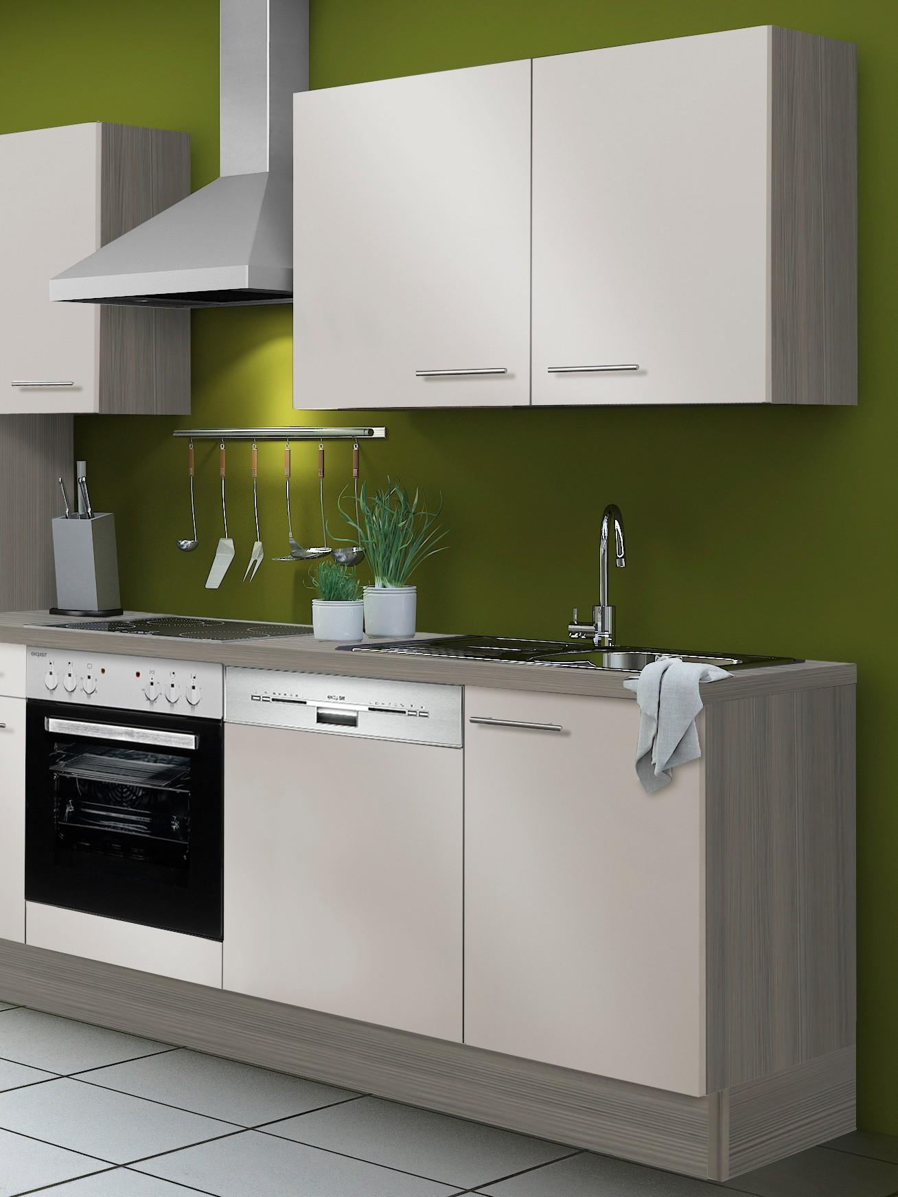 k chenzeile cadiz vario 1 1 k che mit e ger ten breite 270 cm beige k che k chenzeilen. Black Bedroom Furniture Sets. Home Design Ideas