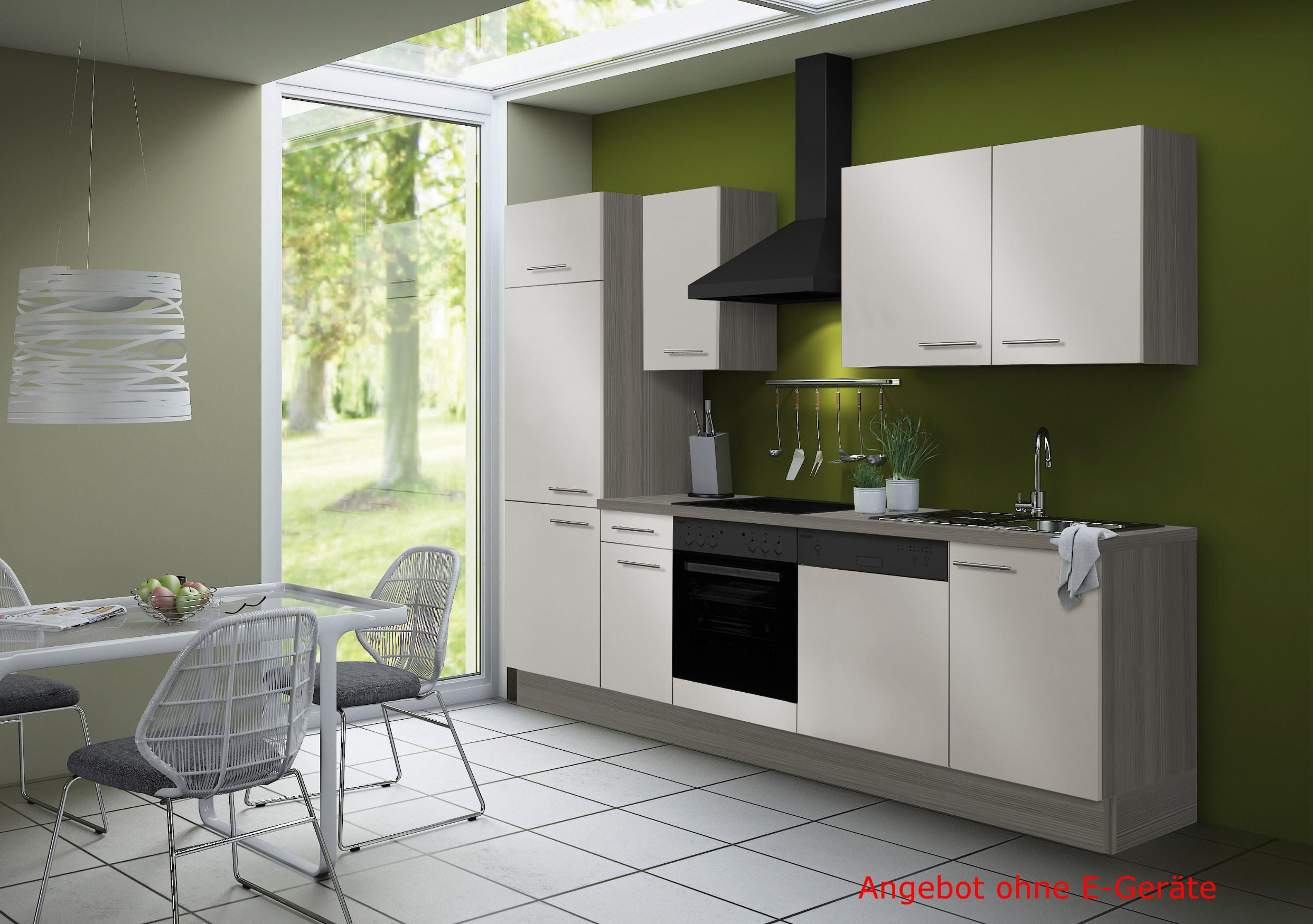 k chenzeile cadiz vario 1 k chen leerblock breite 270 cm beige k che k chenzeilen. Black Bedroom Furniture Sets. Home Design Ideas