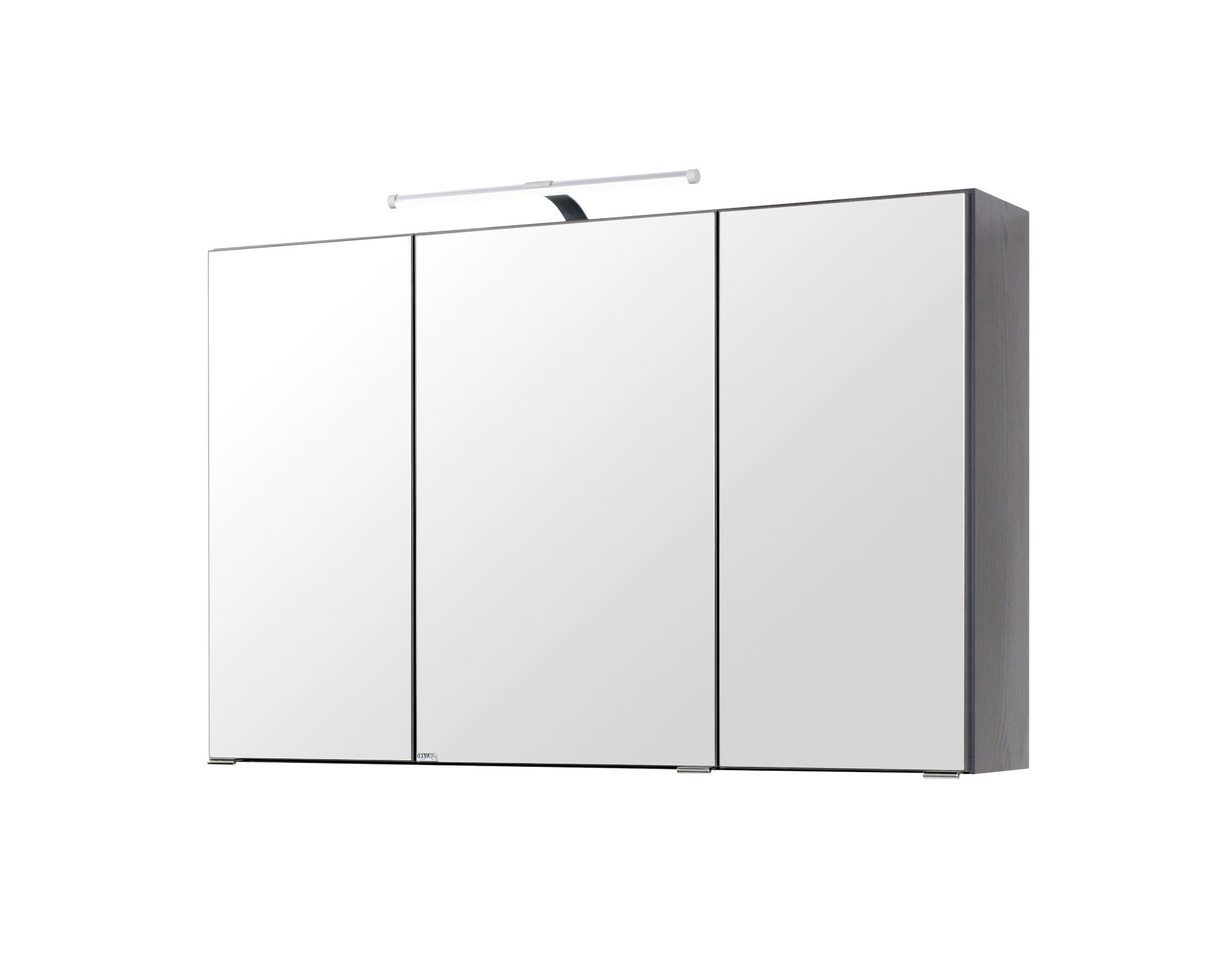 badm bel set florida mit waschtisch und spiegelschrank 6 teilig 180 cm breit eiche. Black Bedroom Furniture Sets. Home Design Ideas
