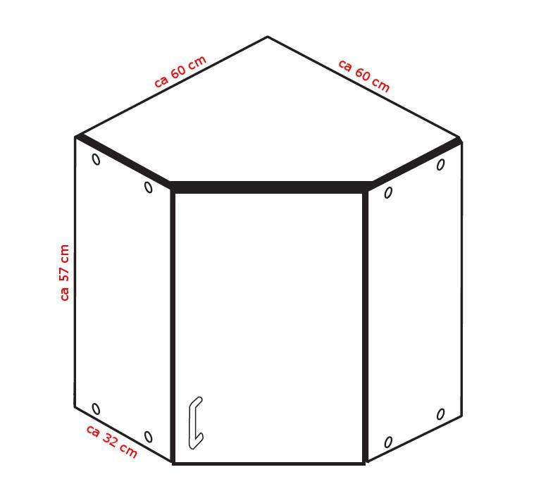 Eck hängeschrank bad  Eck Hängeschrank Küche | Haus Design Ideen