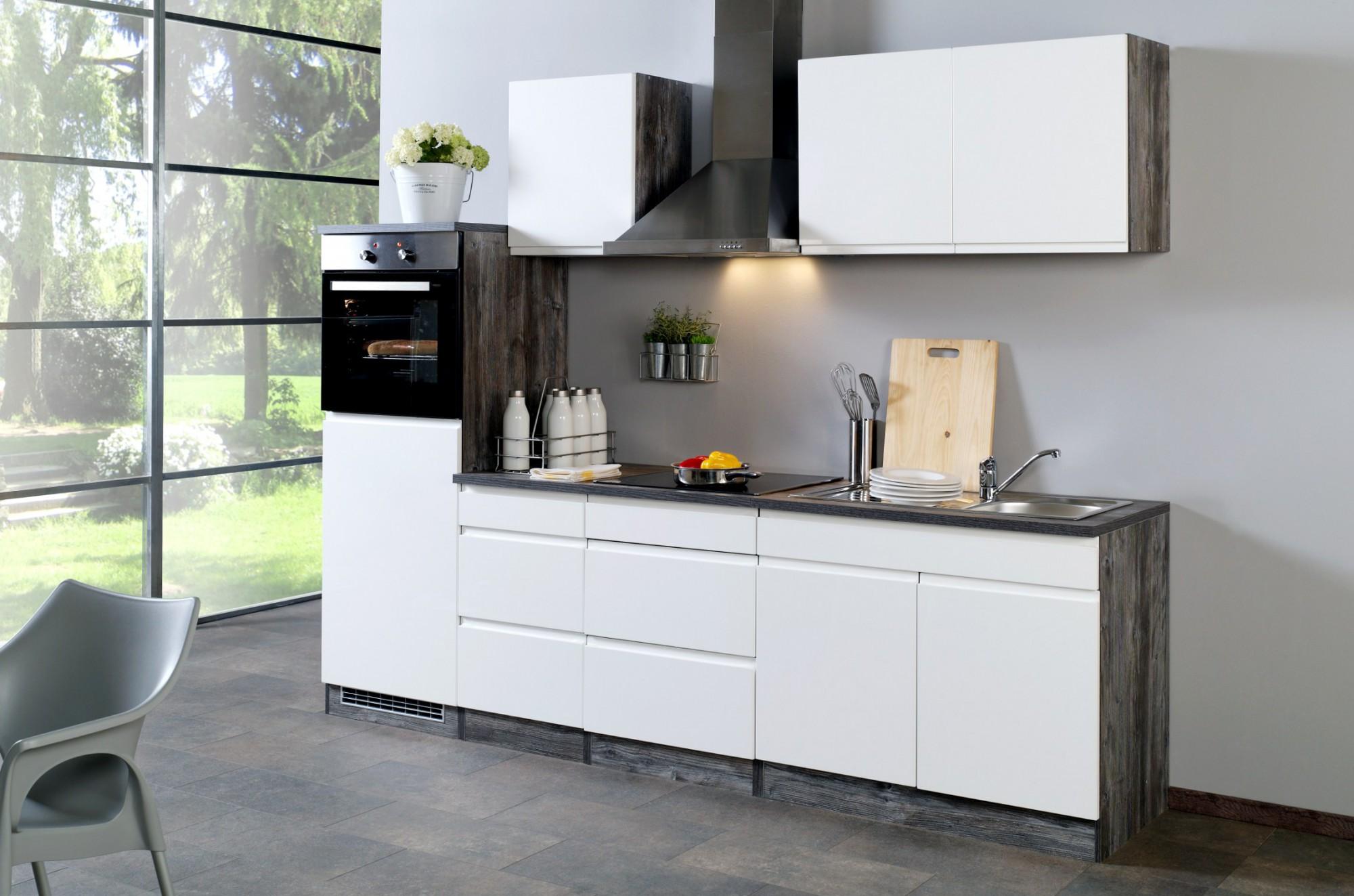 k chen unterschrank cardiff 2 t rig 100 cm breit hochglanz wei k che cardiff. Black Bedroom Furniture Sets. Home Design Ideas