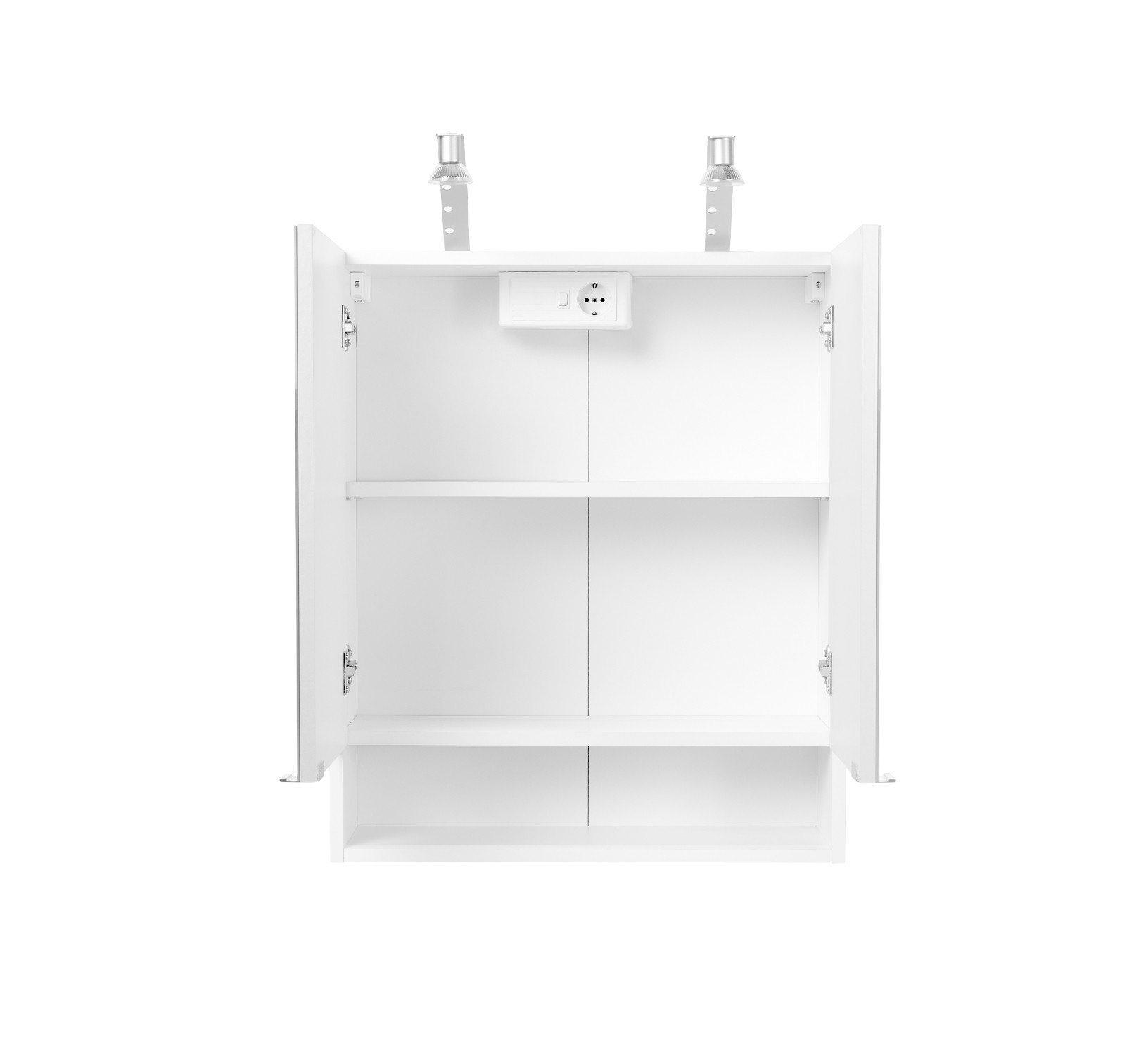 bad spiegelschrank arta 2 t rig 60 cm breit wei bad spiegelschr nke. Black Bedroom Furniture Sets. Home Design Ideas