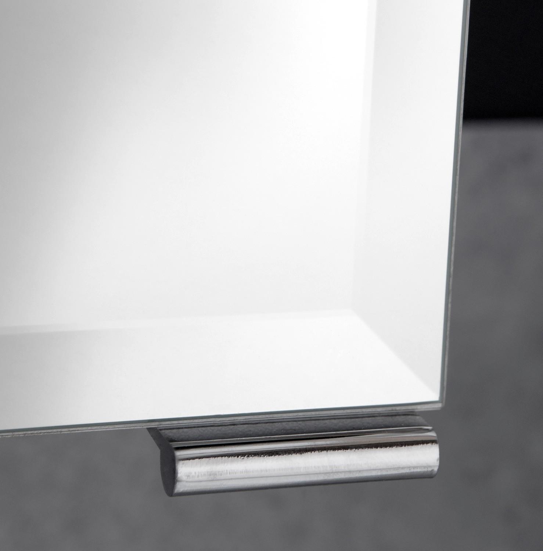 Fabulous Bad Spiegelschrank - 3-türig, mit LED-Aufbauleuchte - 100 cm breit  XZ48