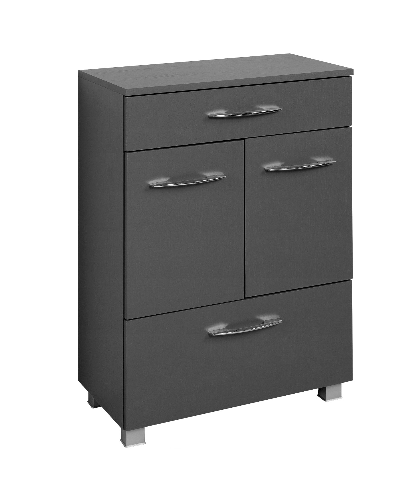 bad unterschrank portofino 2 t rig 1 schublade 1. Black Bedroom Furniture Sets. Home Design Ideas
