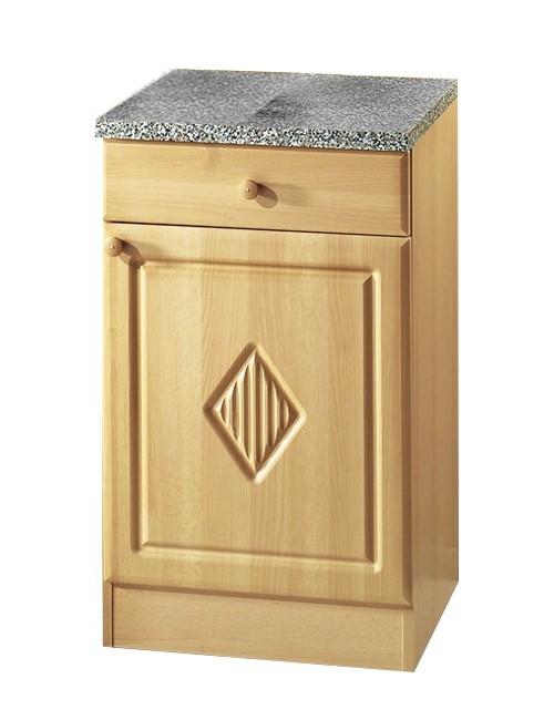 k chen unterschrank 50 cm breit tn31 hitoiro. Black Bedroom Furniture Sets. Home Design Ideas