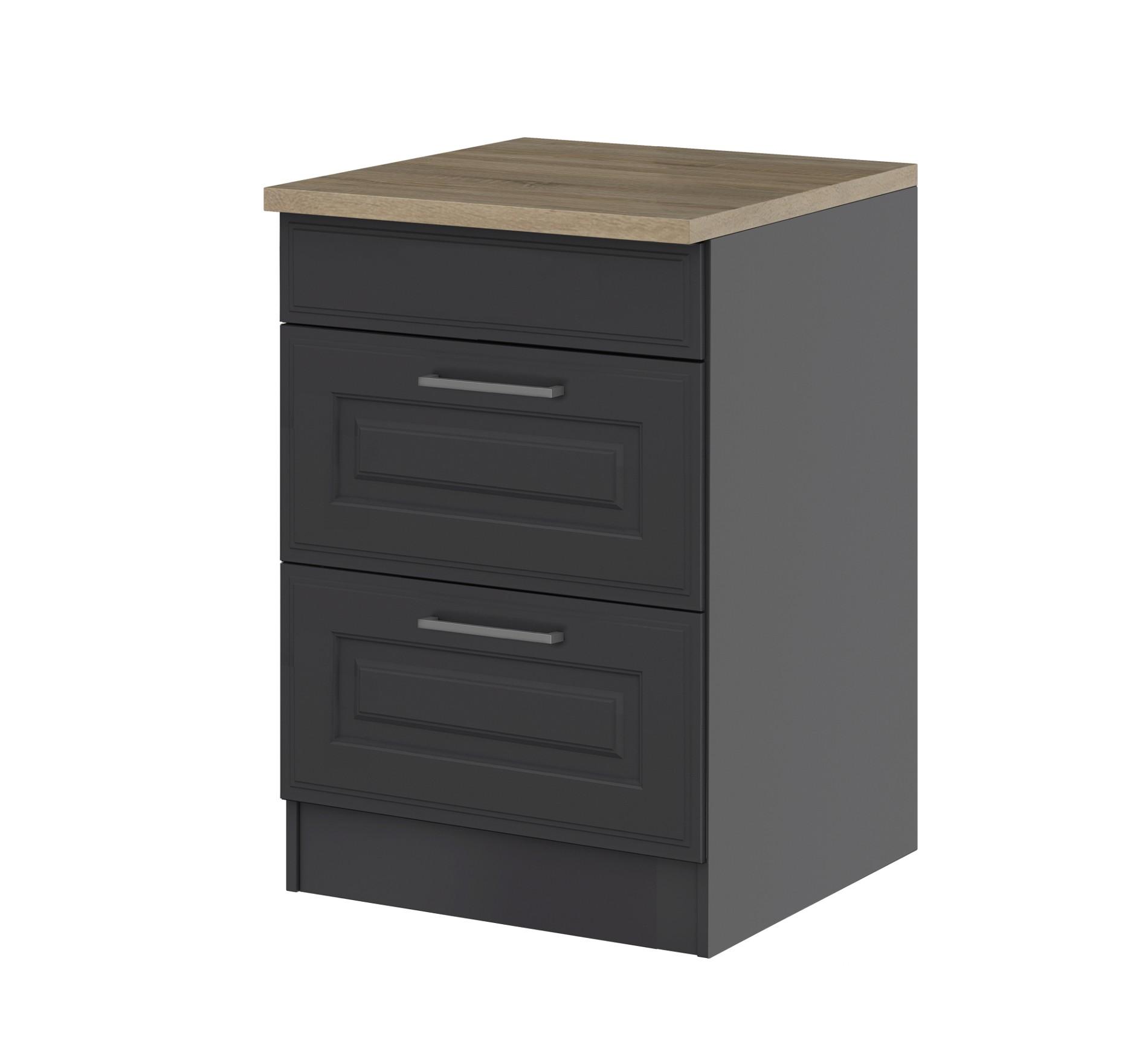 unterschrank k che 60 cm vi34 hitoiro. Black Bedroom Furniture Sets. Home Design Ideas