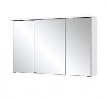 Badezimmer spiegelschrank vintage spiegelschrank led for Spiegelschrank bad weiay
