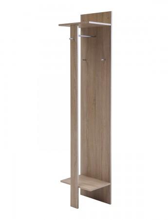 kommode lake 2 t rig 1 schublade 70 cm breit eiche. Black Bedroom Furniture Sets. Home Design Ideas