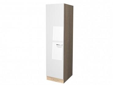 k chen hochschrank venedig 1 t rig 50 cm breit wei k che venedig. Black Bedroom Furniture Sets. Home Design Ideas