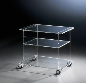 m bel g acryl beistellm bel new york. Black Bedroom Furniture Sets. Home Design Ideas