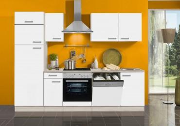 m bel g k chenzeile und einbauk che. Black Bedroom Furniture Sets. Home Design Ideas