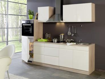 möbel-günstig.de - küche cardiff - Küche Mit Geräten Günstig