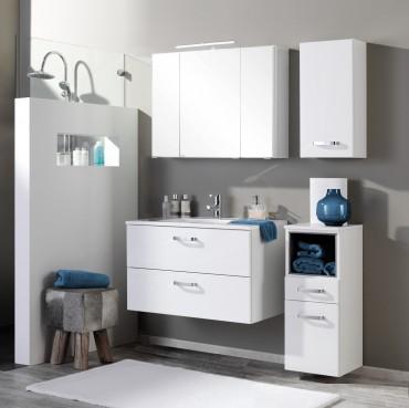 Badmöbel günstig weiß  Möbel-Günstig.de - ANCONA Badmöbel - Badezimmer-Ideen