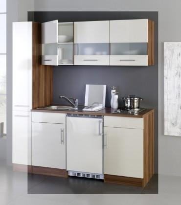 singlek che mit k hlschrank singlek che wei mit k hlschrank 100 cm breite singlek che berlin. Black Bedroom Furniture Sets. Home Design Ideas
