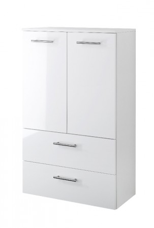 bad unterschrank blanco 1 t rig 1 schublade 35 cm breit hochglanz wei bad blanco. Black Bedroom Furniture Sets. Home Design Ideas