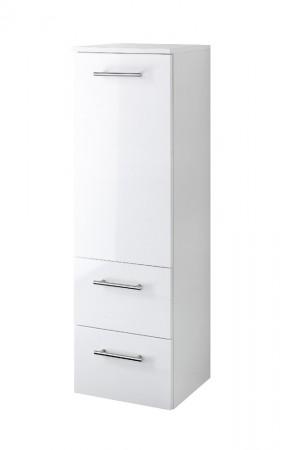 bad waschbeckenunterschrank blanco 1 auszug 60 cm breit hochglanz wei bad blanco. Black Bedroom Furniture Sets. Home Design Ideas